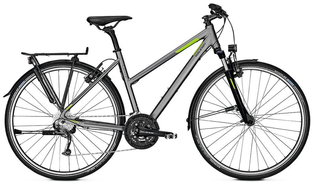 Damen/Herren Trekking Bike 24/27-Gang