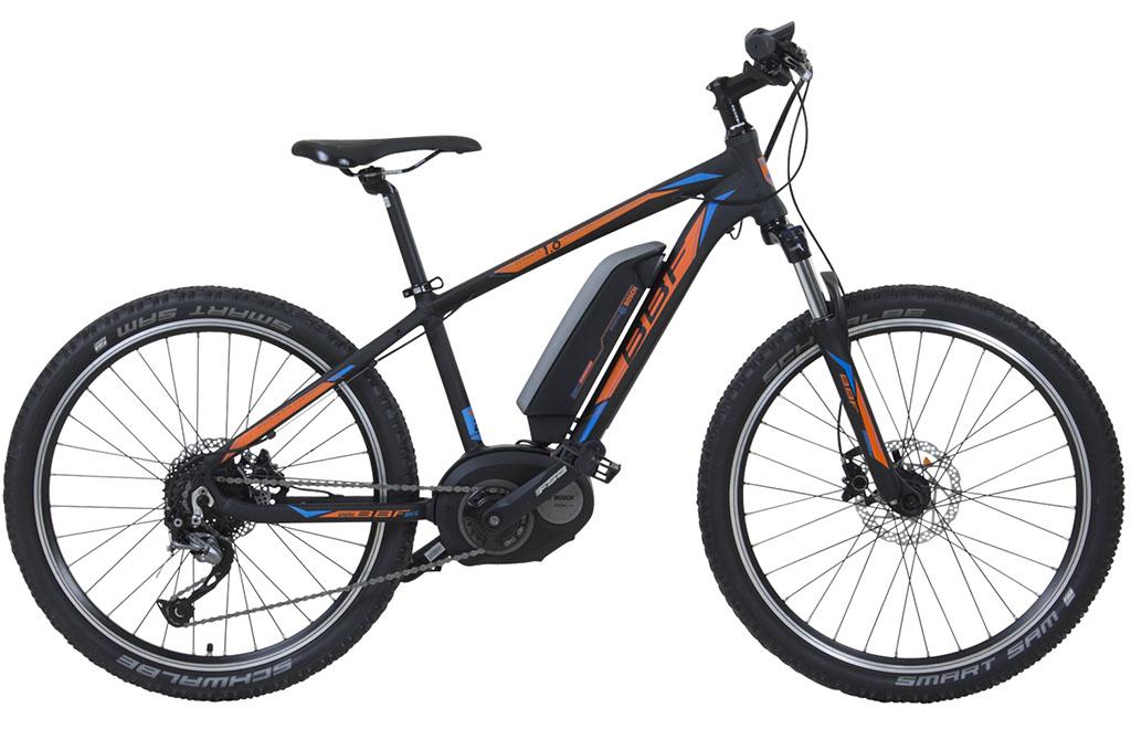 Kinder E-Bike 24 Zoll