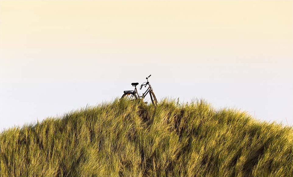 Wir lieben Sylt und Fahrräder